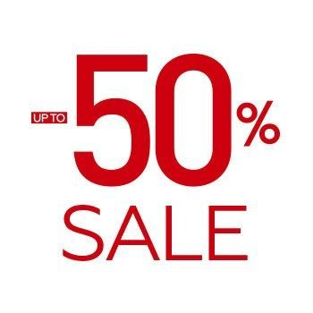 SALE до -50%!