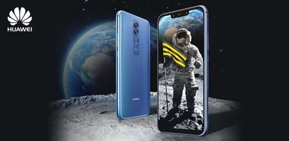 Huawei Mate 20lite всего за633 руб./мес. Иполгода связи вподарок!