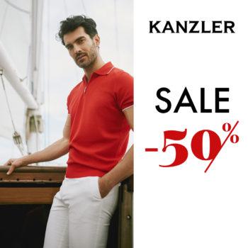 Sale вKanzler набирает обороты! Скидки до −50%!*